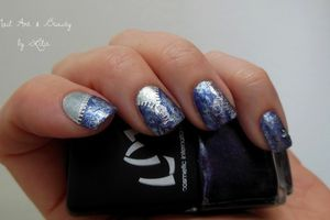 Nail Art - Water decals C086 // Lm Cosmetic