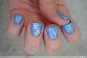 Nail Art - Konad M59