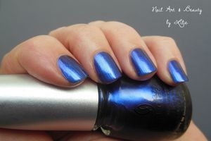China Glaze - Want My Bawdy - Collection Bohemian