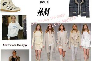 La collab' H&M avec Isabel Marant en 2014