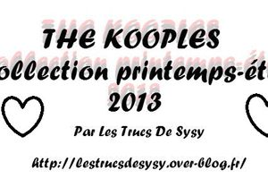 THE KOOPLES | collection printemps-été 2013
