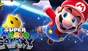 Super Mario Galaxy sur Wii, le jeu vidéo de noël 2007