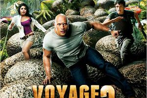 VOYAGE AU CENTRE DE LA TERRE 2 (Journey 2 : The mysterious island)