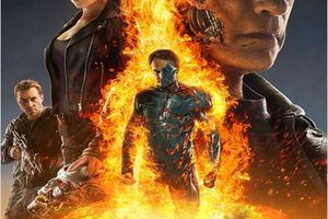 Terminator Genisys : He's be back...