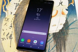 Test du Samsung Galaxy Note 8 : le phénix des...
