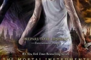 "Chronique littéraire : The Mortal Instruments, tome 6, ""City of Heavenly Fire"", by Cassandra Clare"