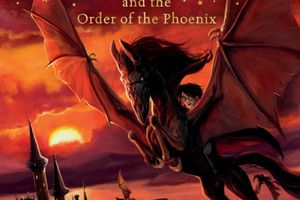 "Chronique littéraire : ""Harry Potter & the Order of the Phoenix"", by J.K Rowling"