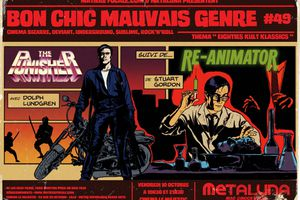 BON CHIC MAUVAIS GENRE #49: spécial Eighties Kult Klassics !