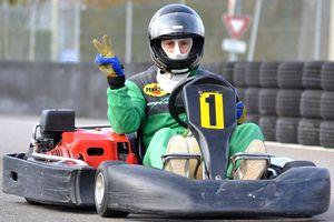 Sortie karting à Gravelines le 25 mai 2013