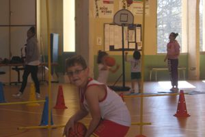 Ecole de basket - Baybies - 31/03/12