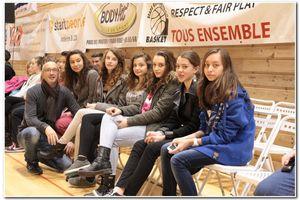 U17 Féminine – Martiel/Millau (45-31) – 08/02/14