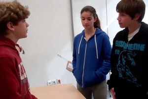 Buying an ice-cream ( Role plays / 5° students)