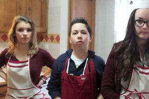 """The coucou of Julie's grand-mother"" by our three chefs Julie, Nathan & Maïté (3ème euro)"