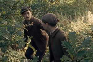 """Divided by love, United by war"" (feature film based on Private Peaceful by M. Morpurgo)"