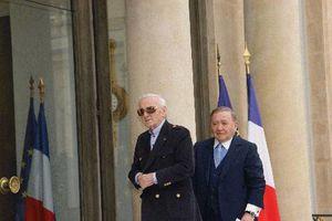 """""""Le parti socialiste, il m'emmerde""""; """"Arrêtons ce sectarisme"""" par Charles AZNAVOUR"""