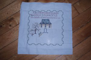 SAL Sweet Humility Sampler (The Sampler Compagny) 3