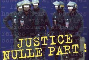 Paris, prison de la santé : police partout, justice nulle part !