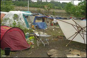Saint-Etienne, bidonville, résistance : un témoignage