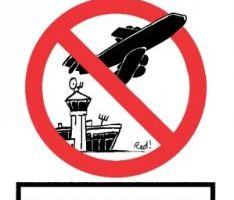 Aéroport Notre-Dame-des-Landes : appel à rassemblement à St Nazaire