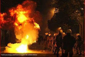 Grèce : le naufrage d'un pays sous les coups du FMI-BCE-UE