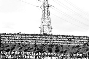 Poitiers : projection-discussion contre les lignes THT
