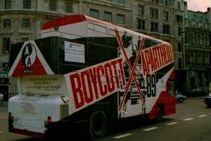 Palestine : nouvelle victoire BDS à Londres