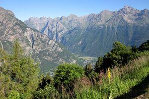L'Alpe d'Huez par la porte du balcon