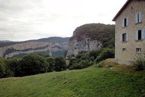 Le vercors, en mode mollusque