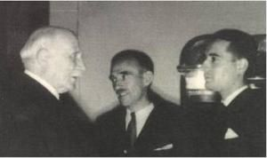 15 octobre 1942 - Mitterrand rencontre Pétain