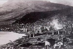 SAINT PIERRE : 8 mai 1902