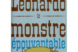 cahier de liaison LEONARDO LE MONSTRE EPOUVANTABLE