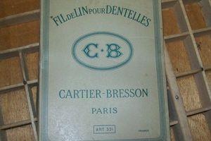 Cartier Bresson : un joli cadeau inattendu...