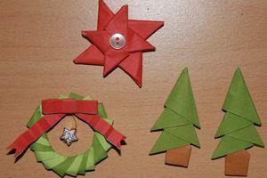 Un peu d'origami