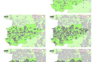 CONSEIL MUNICIPAL DU 8 NOVEMBRE 2013:Révision du Plan Local d'Urbanisme et d'habitat (PLU-H), le projet d'aménagement et de développement durable (PADD) en débat.