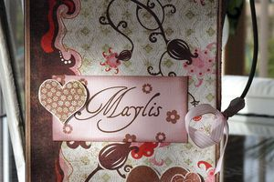 "Mini album ""Maylis"" réa Chrysalide"