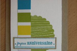 Cartes shabby et pull'up