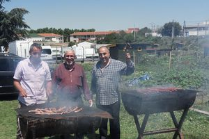 Barbecue à Engrenage : merci aux jardiniers