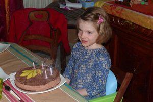 Et de six...bougies pour la Grande Chocolatine