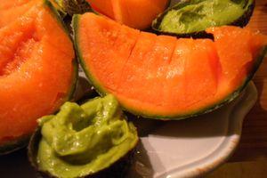 Avocats au roquefort