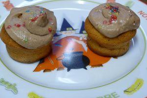 Cupcake praliné et Nut****