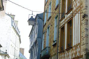 Balade à Rennes....