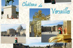 Tuvahou à Versailles