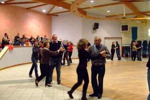 Club détente.. section danse