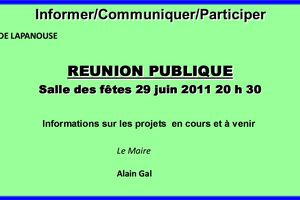 informations....