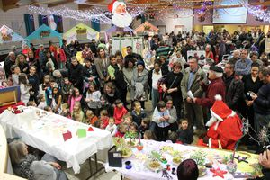 Village de Noël 2014