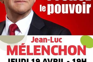 #jeudi rouge : meeting de Jean-Luc Mélenchon à Paris !
