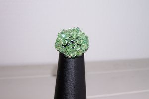 Bague bouquet de marguerites