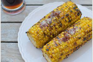 Beurre Bacon - Moutarde ou comment déguster des épis de Maïs comme aux US ...