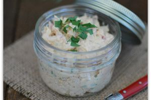 Rillettes Jambon - Moutarde