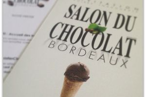 Le Salon du Chocolat à Bordeaux ... Edition 2013